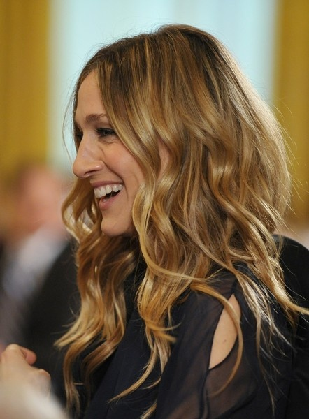 Sarah Jessica Parker Blonde Hair Pinterest My Hair
