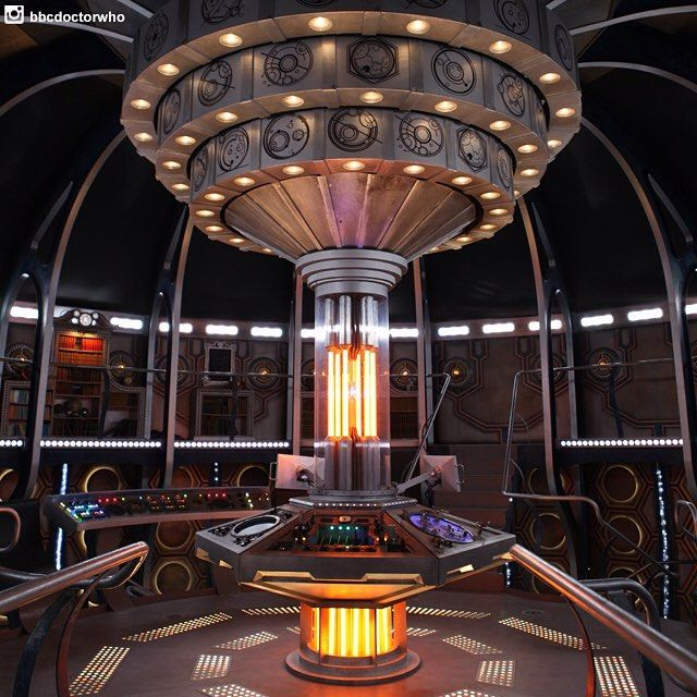 74 best images about TARDIS interiors on Pinterest  Bbc