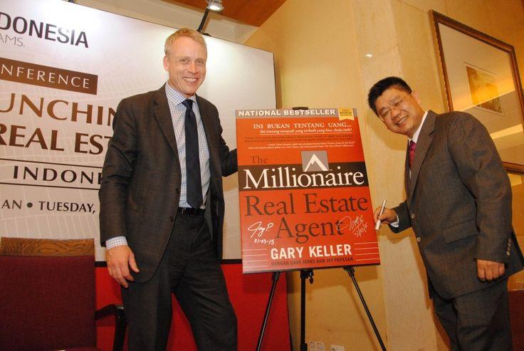 Kwri Luncurkan Buku The Millionaire Real Estate Agent 01
