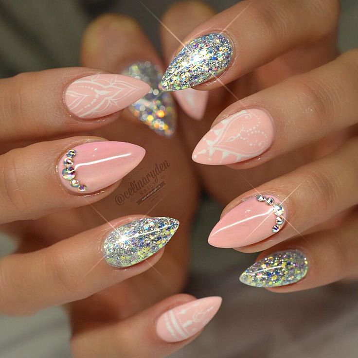 25+ best ideas about Fancy nails designs on Pinterest