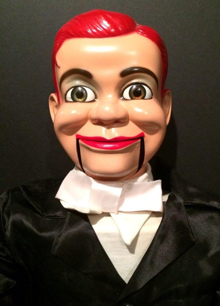Dummy: Ventriloquist Dummy