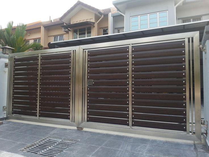 25 Best Ideas About Main Gate Design On Pinterest Main Door