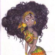 african disney princess