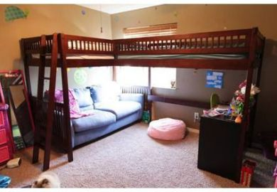 Ideas About Double Loft Beds On Pinterest Lofted