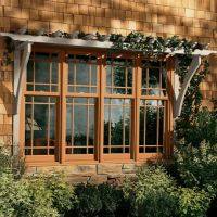 Marvin Ultimate Double Hung Windows, cottage style ...