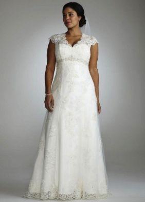 vestidos para gorditas de novia - Buscar con Google
