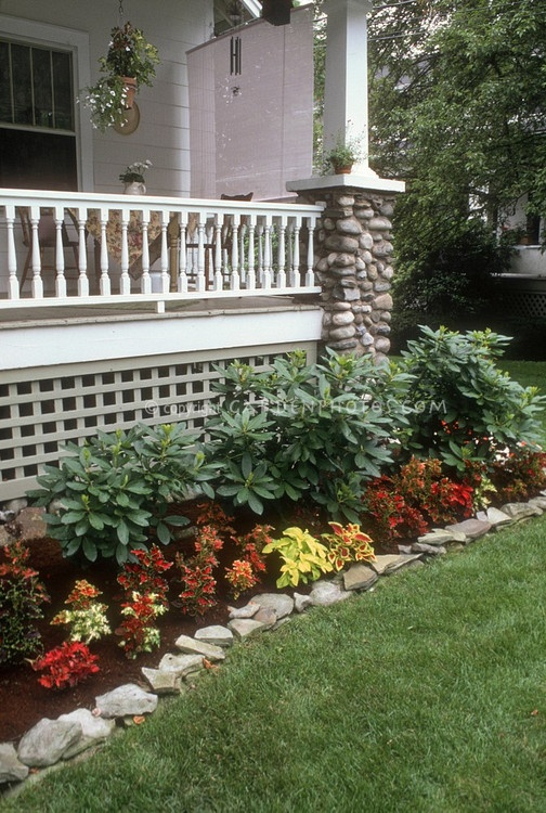 93 Best Images About Landscaping Ideas For Front Yard With Porch