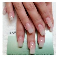 25+ best ideas about American manicure nails on Pinterest ...