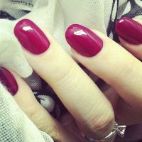 Square or round nails? | Nails | Pinterest | The shape ...