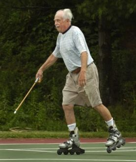 Extreme Old People - Cane