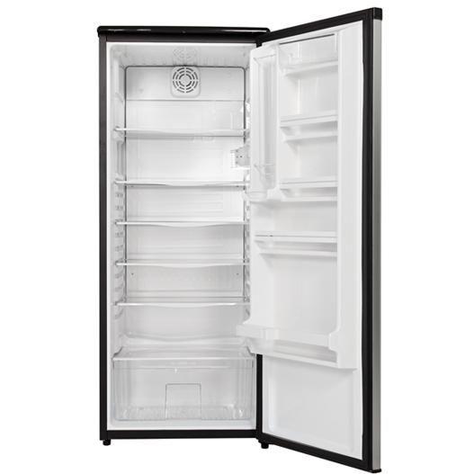 Danby DAR1102BSL 110 Cu Ft Apartment Size Refrigerator