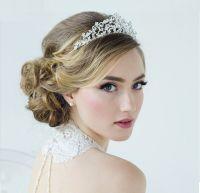 Wedding Tiara Hairstyle | www.pixshark.com - Images ...