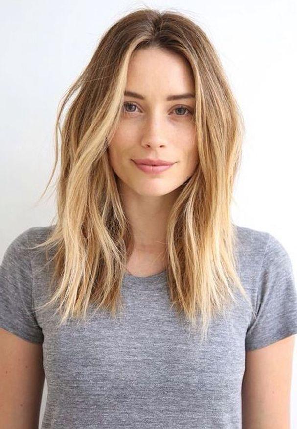 25 Best Ideas About Medium Hairstyles On Pinterest Shoulder