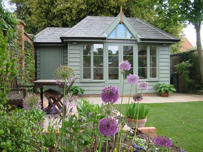 25 Best Ideas About Garden Cabins On Pinterest Garden Log