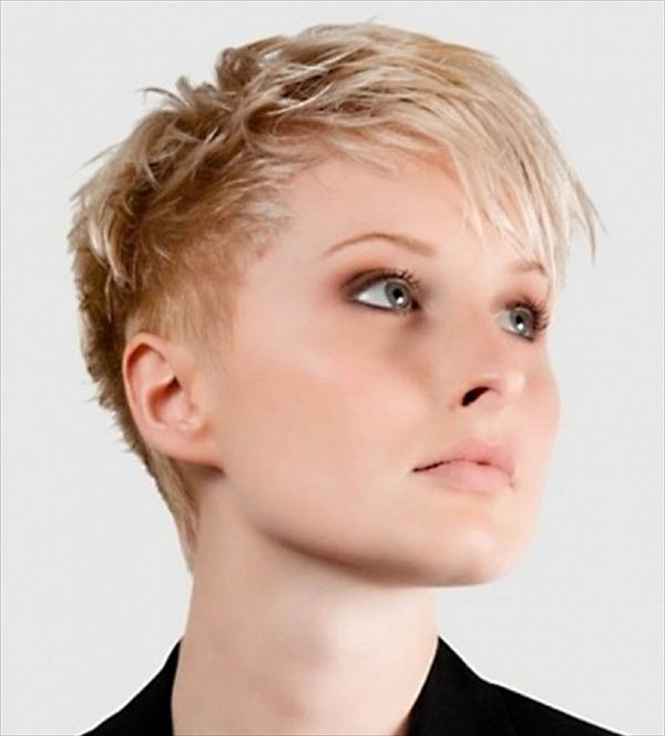 25 Best Ideas About Very Short Hairstyles On Pinterest Very