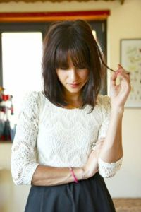 Best 20+ Hairstyles With Fringes ideas on Pinterest ...