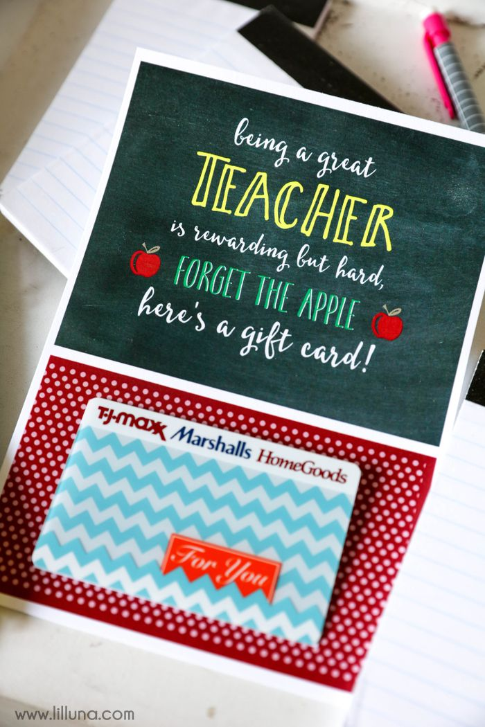25 Best Ideas About Kindergarten Teacher Gifts On