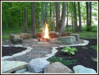 Get started building your own backyard fire pit with these ...