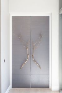 Stephenson Wright Project | Ironmongery | Bronze branch ...