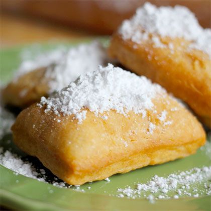 Easy Beignets made with self-rising flour