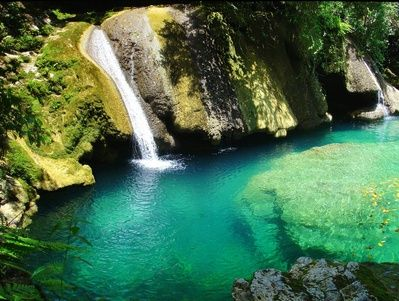 Kuang Si Falls Hd Wallpaper Port Antonio Boasts Secluded Lagoons Hidden Waterfalls