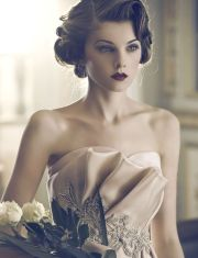 20's hairstyle gatsby style
