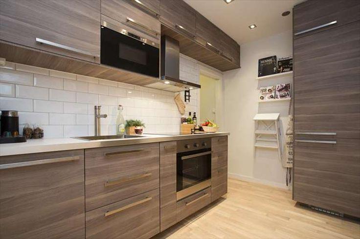 ikea metod kitchen  Google Search  Kitchen  Pinterest  Contemporary kitchens Corner cabinet