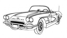 How to draw cars easy.