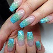 kimskie- pretty blue glitter