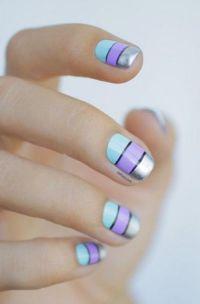 awesome Tumblr Easy Nail Polish Designs - Easy Nail Art ...