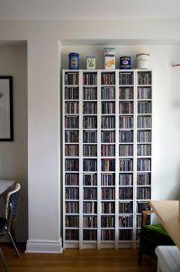 Best 20+ Cd storage ideas on Pinterest   Cd storage ...