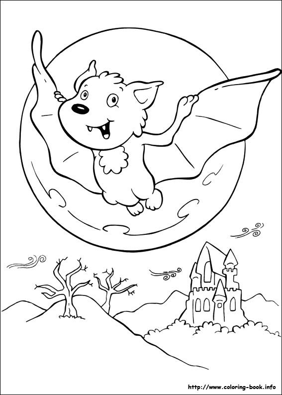 1000+ ideas about Halloween Coloring Pages on Pinterest