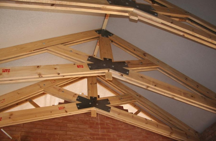 1000 Images About Trusses On Pinterest Exterior Siding