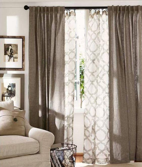 17 Best Ideas About Sliding Door Curtains On Pinterest Sliding