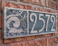 1000+ ideas about House Number Signs on Pinterest | House ...