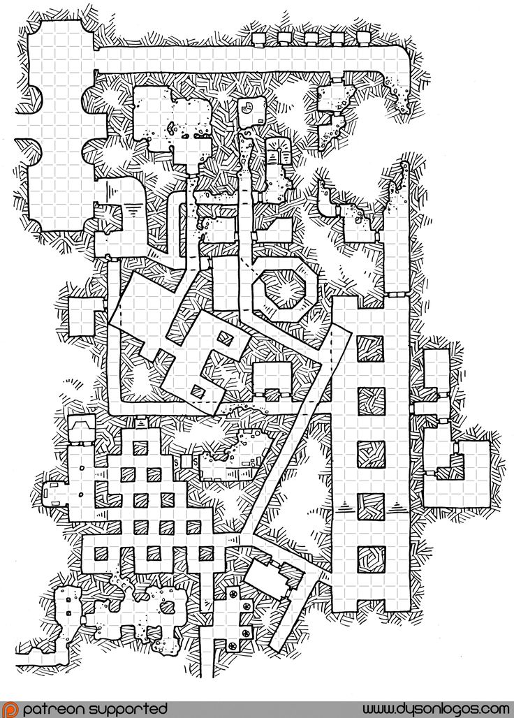 514 best images about D&D Dungeon Maps on Pinterest