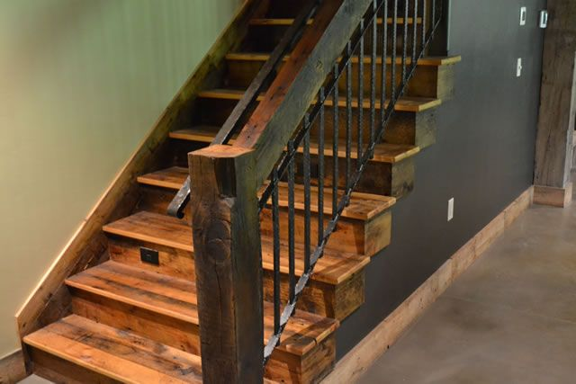 78 ideas about Wood Stair Treads on Pinterest  Redo