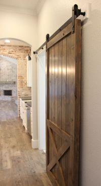 25+ best ideas about Interior Barn Doors on Pinterest