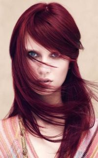 17 Best ideas about Wine Red Hair on Pinterest   Wine ...