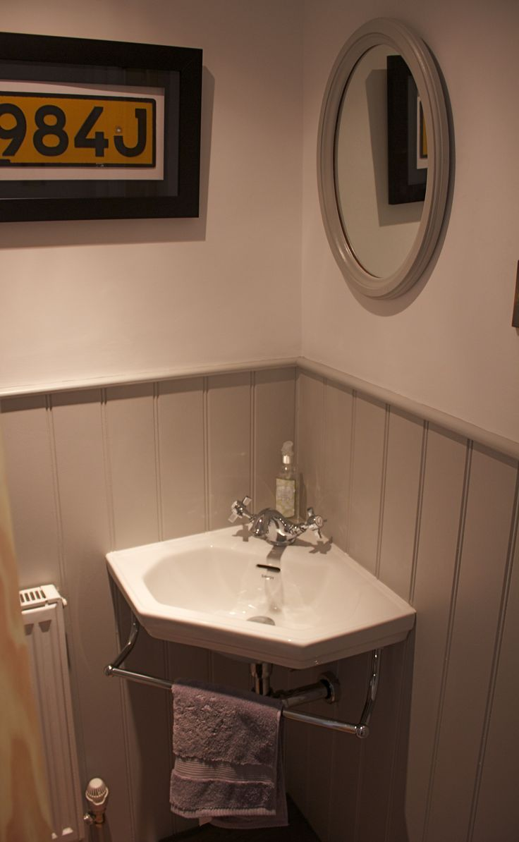 10 ideas about Corner Sink Bathroom on Pinterest  Corner