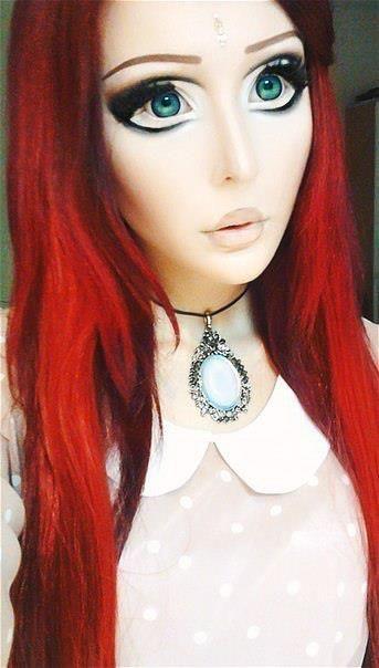 Valeria Human Doll Makeup Inspiration Pinterest Finals Change 3 And Eyes