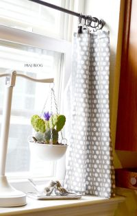 1000+ ideas about Kitchen Curtains on Pinterest | Curtains ...