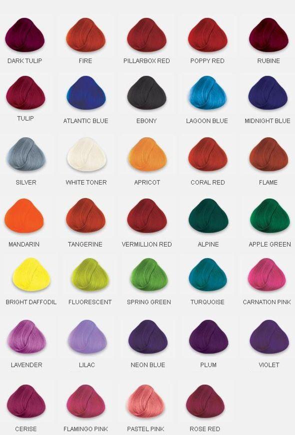 25+ best ideas about Hair dye colors on Pinterest