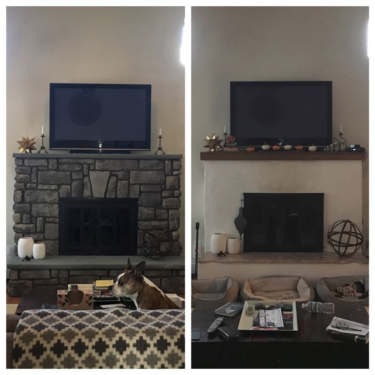 Diy Fireplace Refacing Stone Make An Easy Fireplace Refacing 1000+ Ideas About Fireplace Refacing On Pinterest | Diy