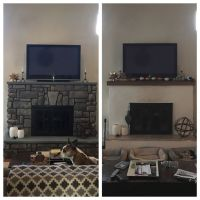 1000+ ideas about Fireplace Refacing on Pinterest   Diy ...