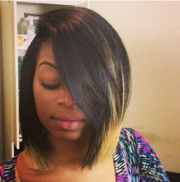 30 Black Hairstyles Blunt Cut Quick Weave Hairstyles Ideas Walk