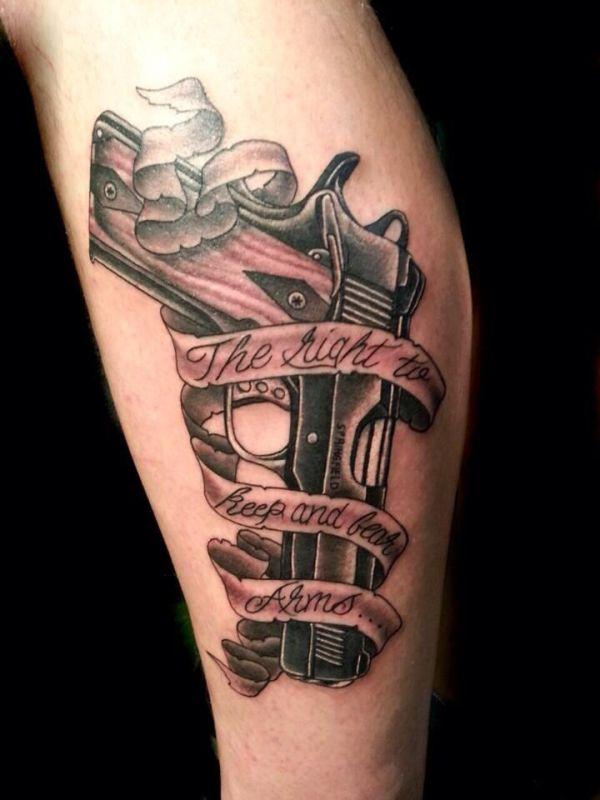 ideas pistol gun