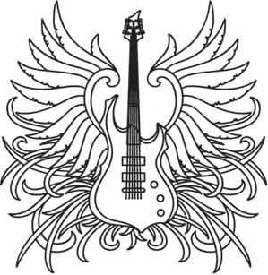 1000+ images about Music Coloring Pages for Adults on