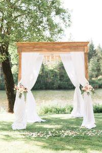 25+ best ideas about Wedding pergola on Pinterest ...