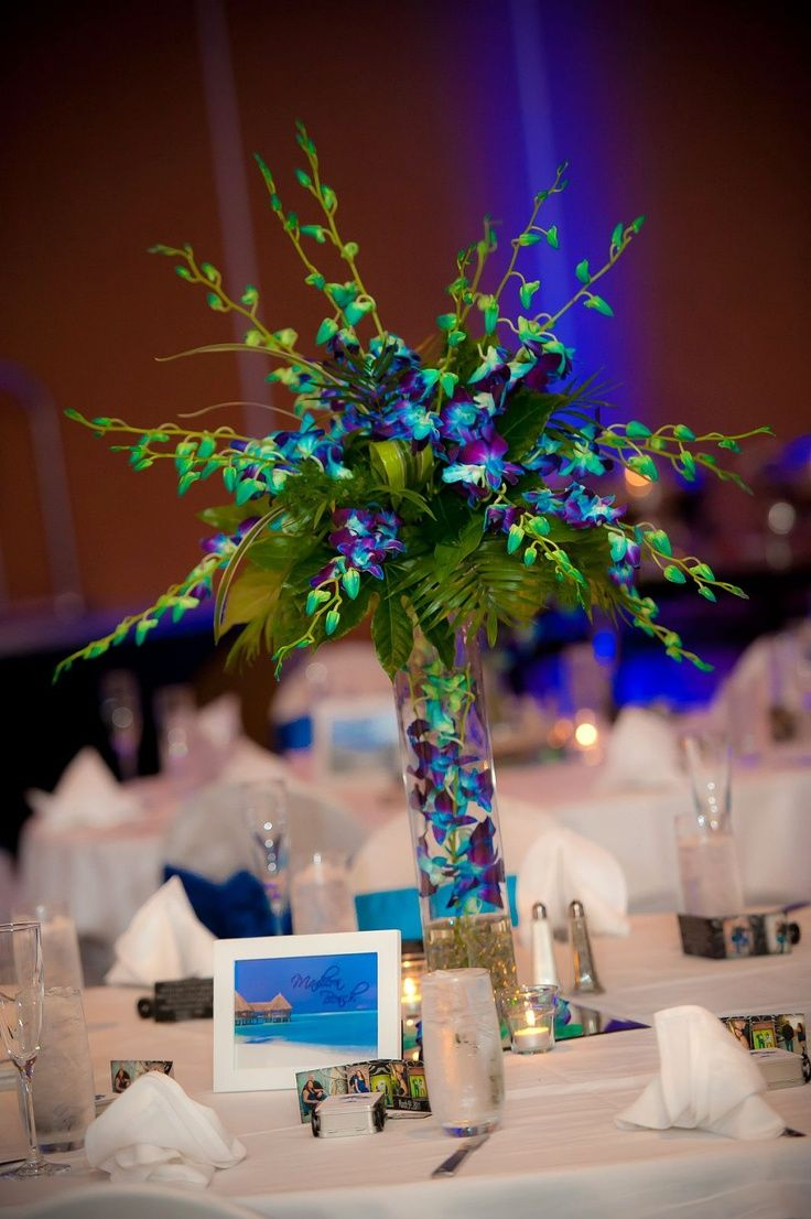 17 Best Ideas About Blue Orchid Centerpieces On Pinterest Blue Flower Centerpieces Blue